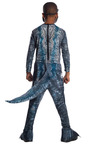 Rubies Velociraptor Blue Costume
