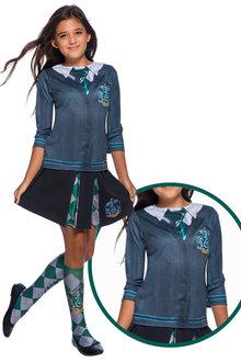 Rubies Slytherin Costume Top - 295029