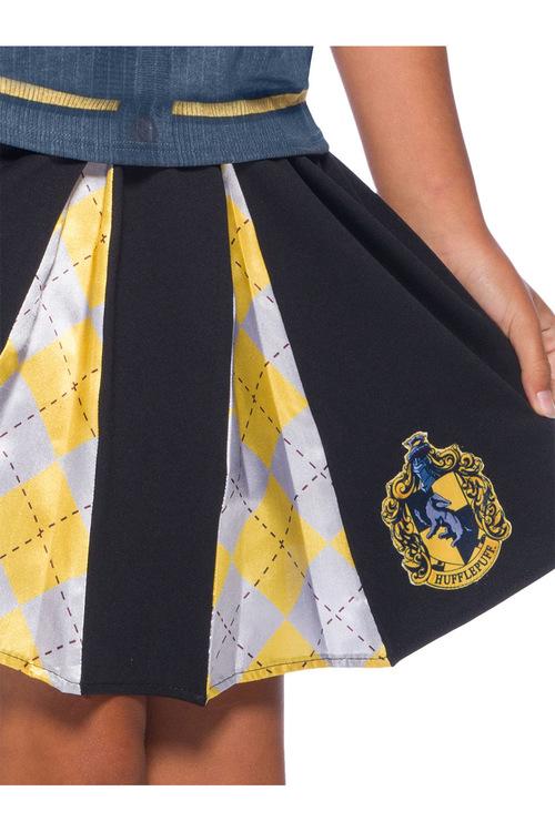 Rubies Hufflepuff Child Skirt One