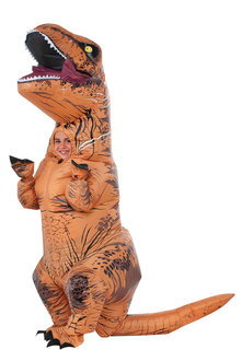 Rubies T-Rex Inflatable Costume With Sound One Size - 295057