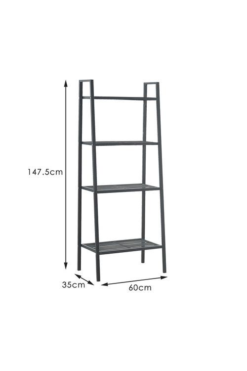 Levede 4 Tier Ladder Shelf