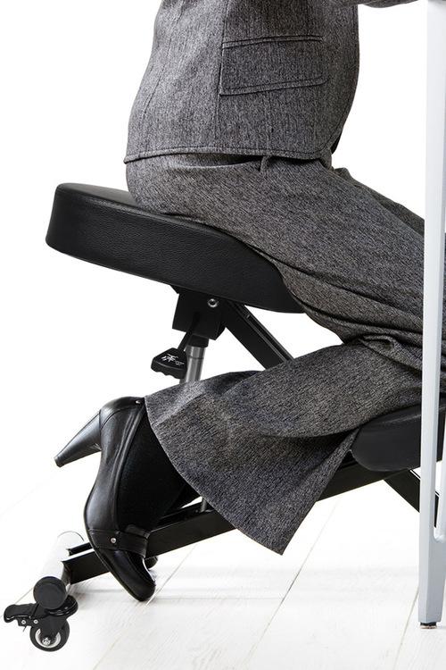Levede Ergonomic Kneeling Chair with Adjustable Stools