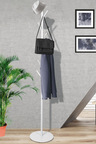 Levede Office Clothes and Bag Hanger