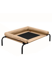 Paws Large Heavy Duty Pet Bed Bolster Trampoline - 295418
