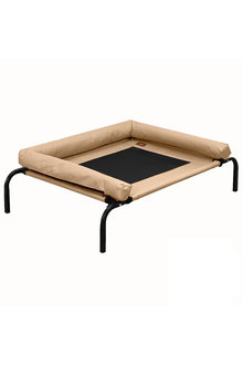 Paws Extra Large Heavy Duty Pet Bed Bolster Trampoline - 295420