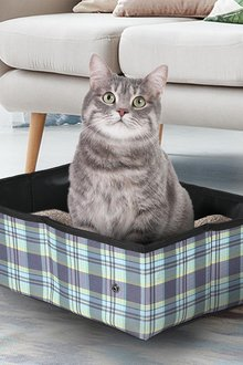Paws Outdoor Foldable Cat Litter Box - 295455