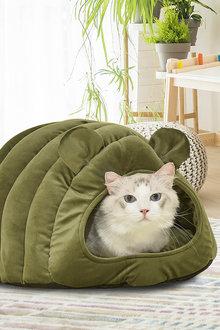 Paws Caterpillar Shape Cat House - 295459