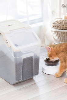 Paws Dog Food Container - 295464