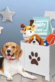 Paws Pet Toy Box - 295474
