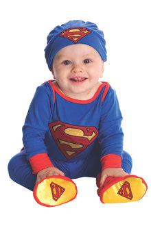 Rubies DC Comics Superman Onesie Costume Child - 295534