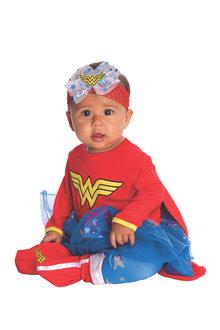 Rubies Wonder Woman Onesie Costume Child - 295536