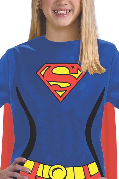 Rubies Supergirl Tshirt
