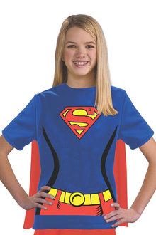 Rubies Supergirl Tshirt - 295543