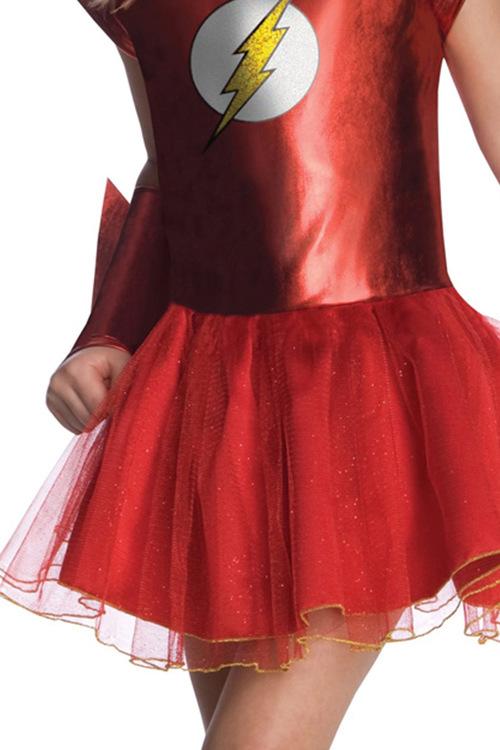 Rubies The Flash Tutu Costume