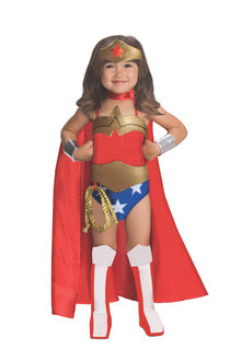 Rubies Wonder Woman Deluxe Costume Child - 295564