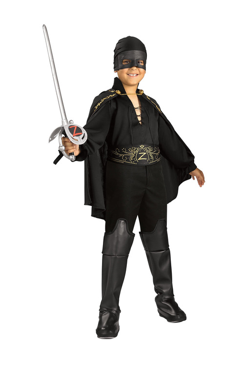Rubies Zorro Child