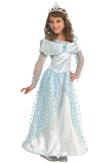 Rubies Blue Star Princess - 295573