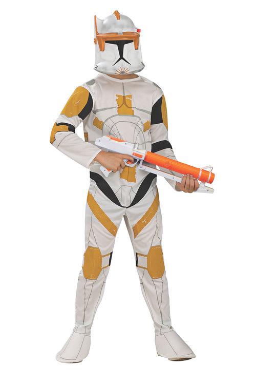 Rubies Clone Trooper Commander Cody Child