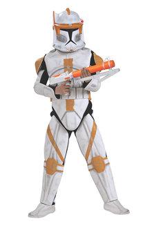 Rubies Clone Trooper Commander Cody Deluxe Child - 295607