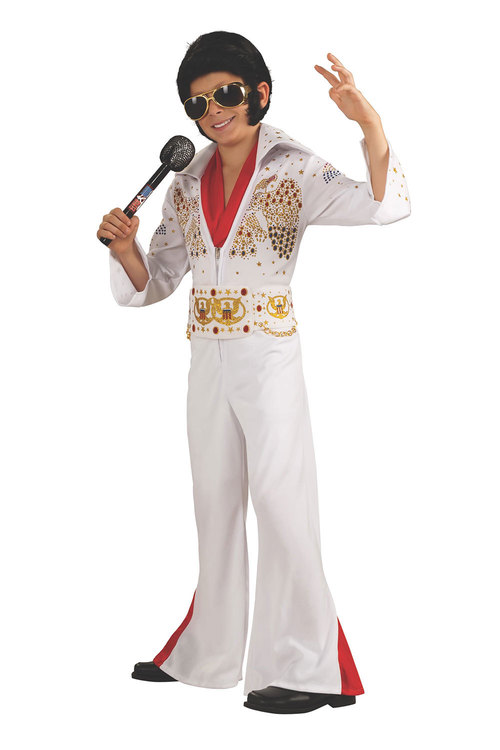 Rubies Elvis Deluxe Child Costume