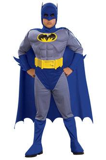 Rubies Batman Brave & Bold Deluxe Costume - 295615