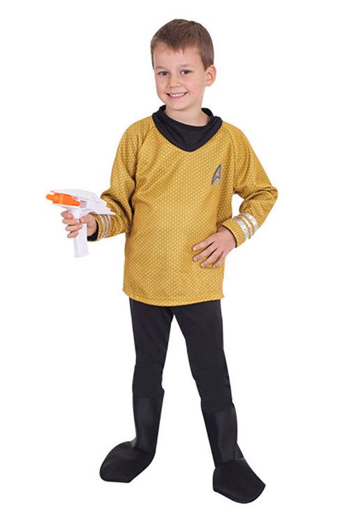 Rubies Captain Kirk Star Trek Child