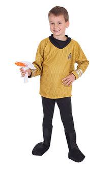 Rubies Captain Kirk Star Trek Child - 295619