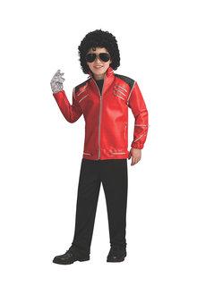 Rubies Michael Jackson Deluxe Beat It Red Jacket - 295633