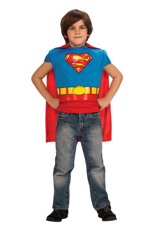 Rubies Superman Eva Costume Top