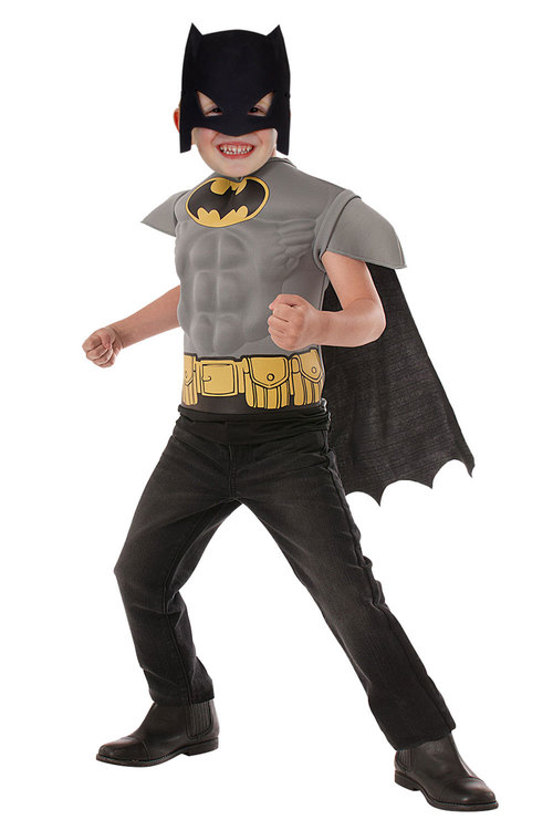 Rubies Batman Eva Costume Top