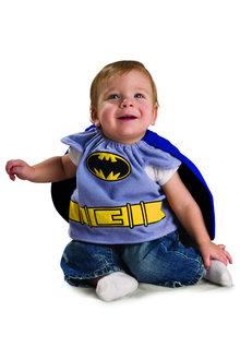 Rubies Batman Deluxe Costume Top - 295646