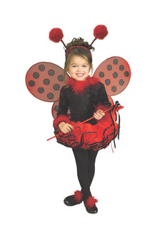 Rubies Lady Bug Costume - 295647