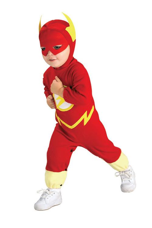 Rubies The Flash Costume