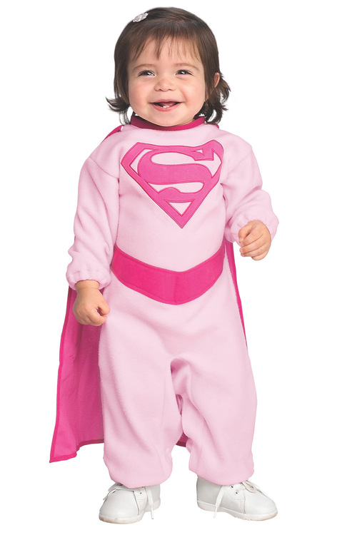 Rubies Supergirl Costume Child