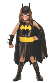 Rubies Batgirl Costume With Moulded Belt - 295653