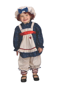 Rubies Ragamuffin Dolly Costume - 295655