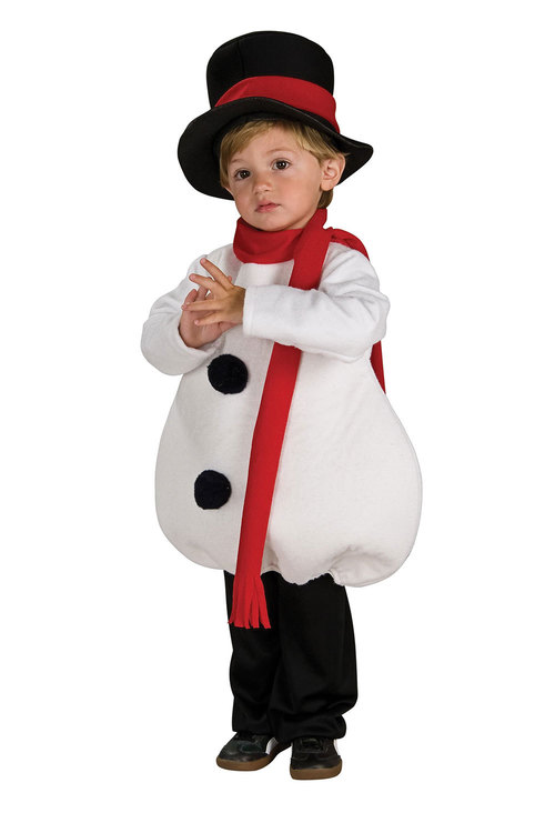 Rubies Baby Snowman Costume