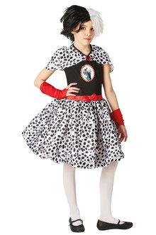 Rubies Cruella De Vil Deluxe Tween Costume - 295660