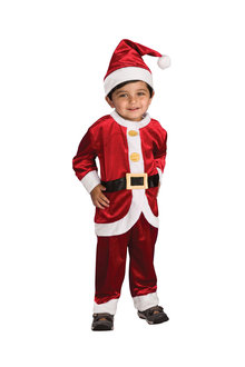 Rubies Lil' Santa Costume - 295662