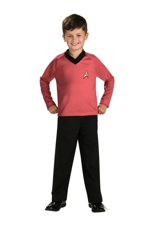 Rubies Star Trek Red Shirt
