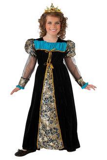 Rubies Black Camelot Princess - 295678