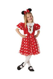 Rubies Minnie Mouse Red Glitz - 295680