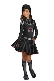 Rubies Darth Vader Girl Costume - 295681