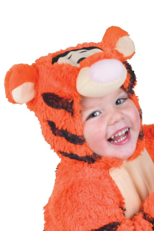 Rubies Tigger Furry Costume
