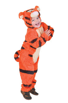 Rubies Tigger Furry Costume - 295682