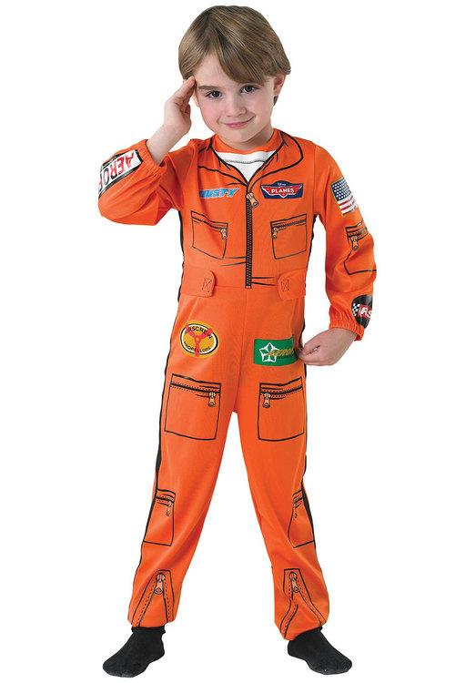 Rubies Dusty Planes Flight Suit