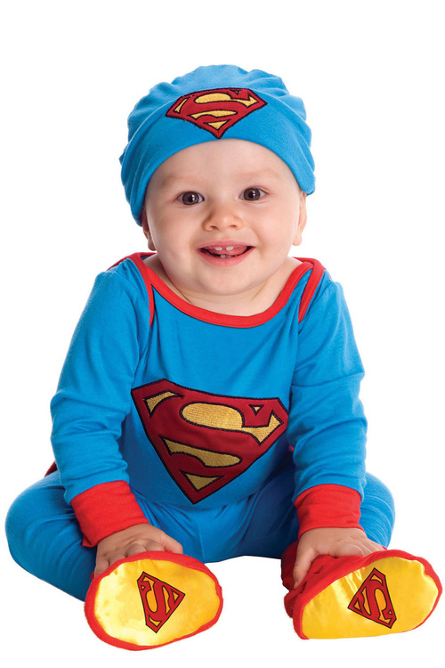 Rubies Superman Onesie Costume Child