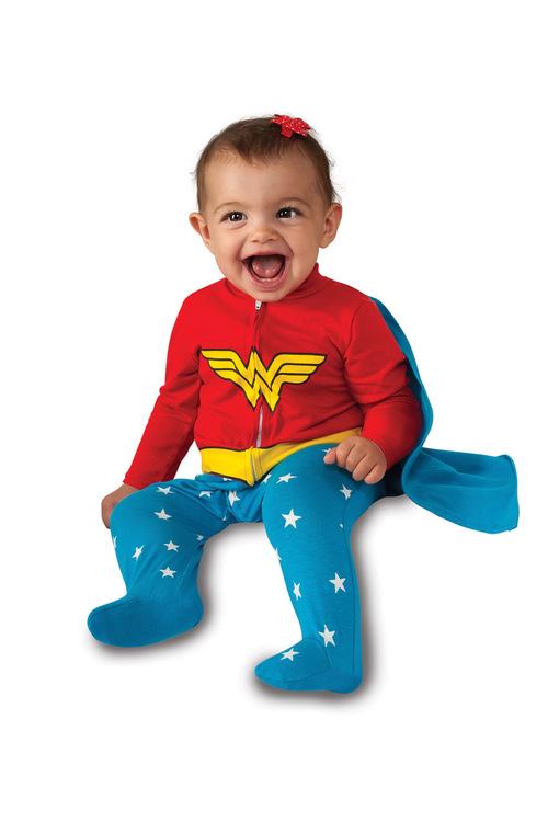Rubies Wonder Woman Romper Costume Child