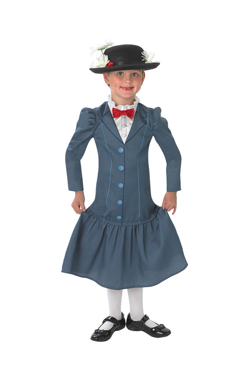 Rubies Mary Poppins Deluxe Costume