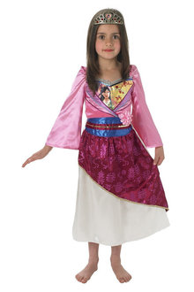 Rubies Mulan Shimmer Deluxe Costume - 295697